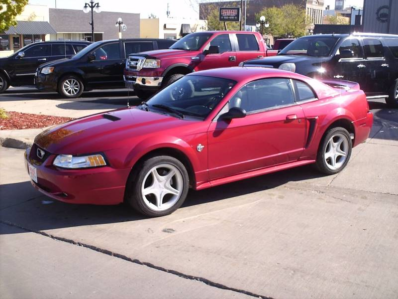 1999 Ford Mustang Gt 2dr Fastback In Webster City Ia Dinsdale Motors