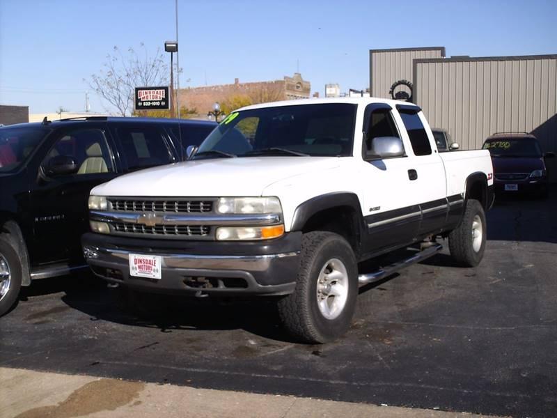 1999 Chevrolet Silverado 1500 3dr LS 4WD Extended Cab SB   Webster City IA