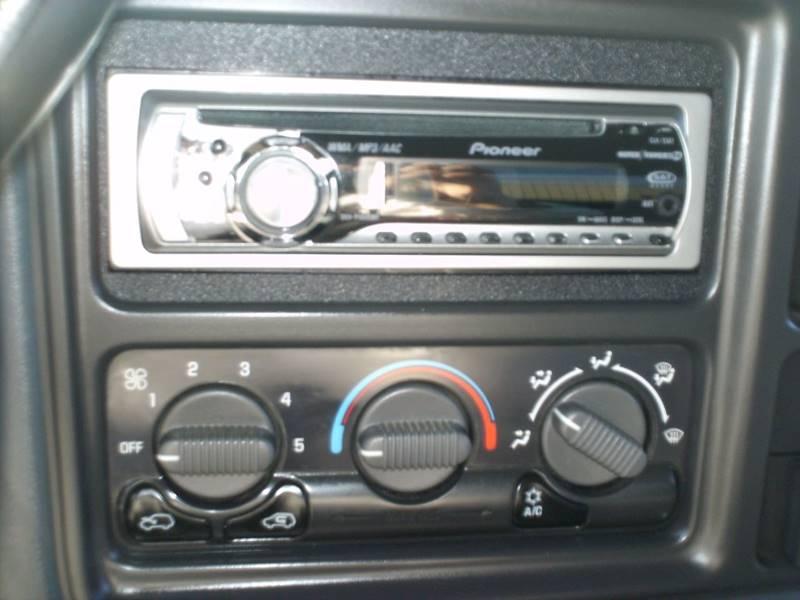 1999 Chevrolet Silverado 1500 3dr Ls 4wd Extended Cab Sb In Webster Rhdinsdalemotors: 1999 Chevrolet Silverado Radio At Gmaili.net