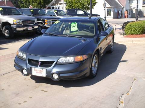 2001 Pontiac Bonneville for sale in Webster City, IA