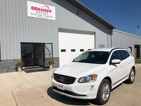 2015 Volvo XC60 for sale in Webster City, IA