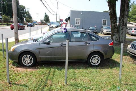 2010 Ford Focus for sale in Charlotte, NC