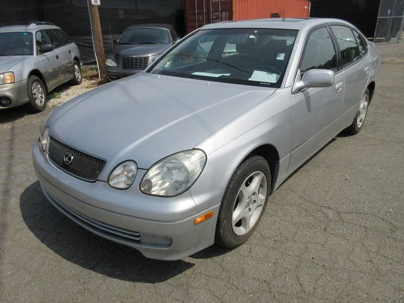1999 Lexus GS 300 For Sale At Brewer Automotive   The South End Collection  In Charlotte