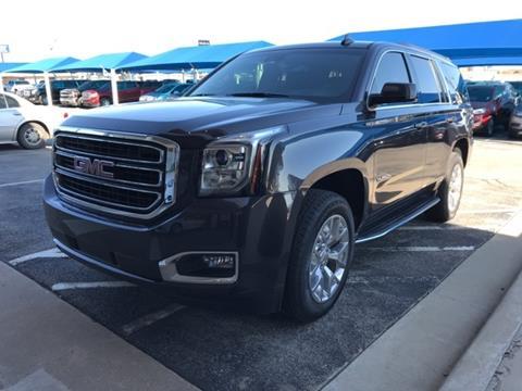 2017 GMC Yukon for sale in El Reno, OK