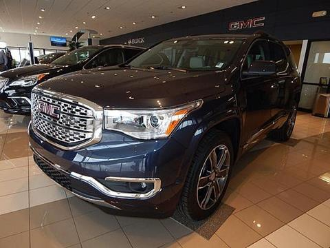 2019 GMC Acadia for sale in El Reno, OK