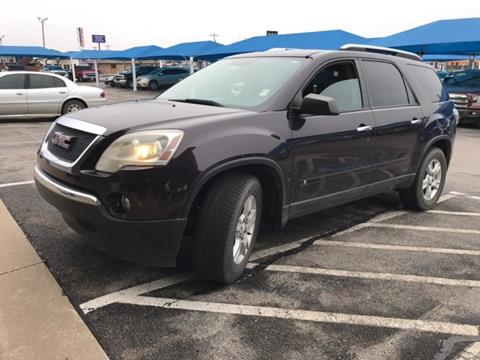 2009 GMC Acadia for sale in El Reno, OK