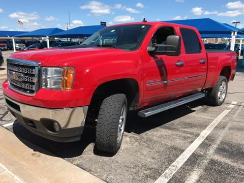 2013 GMC Sierra 2500HD for sale in El Reno, OK