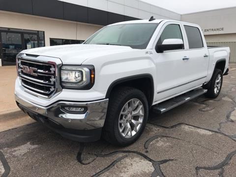 2018 GMC Sierra 1500 for sale in El Reno, OK