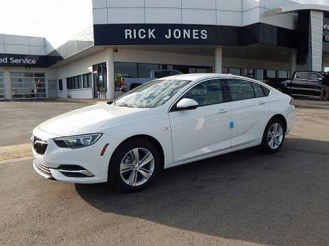 2020 Buick Regal Sportback for sale at RICK JONES BUICK, GMC, INC. in El Reno OK