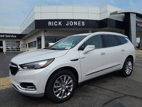 2020 Buick Enclave for sale at RICK JONES BUICK, GMC, INC. in El Reno OK