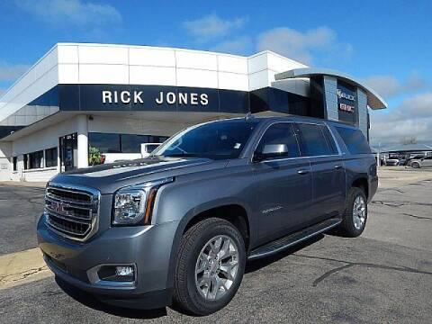 2020 GMC Yukon XL for sale at RICK JONES BUICK, GMC, INC. in El Reno OK