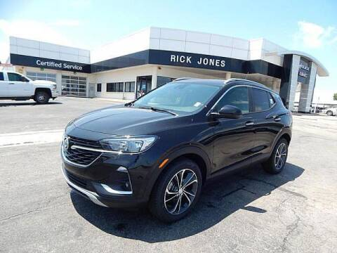 2020 Buick Encore GX for sale at RICK JONES BUICK, GMC, INC. in El Reno OK