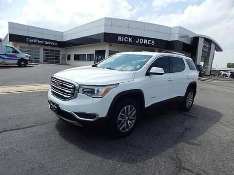 2017 GMC Acadia for sale at RICK JONES BUICK, GMC, INC. in El Reno OK