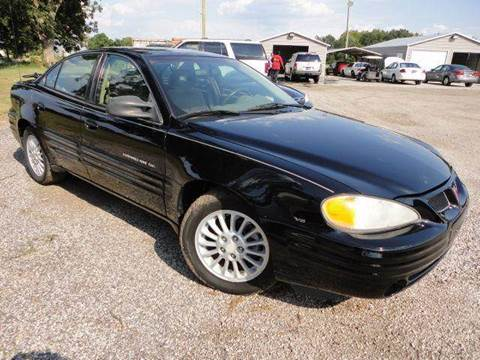 1999 Pontiac Grand Am for sale at Big A Auto Sales Lot 2 in Florence SC