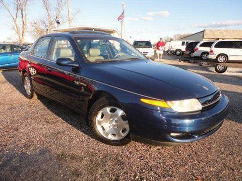 2001 Saturn L-Series for sale at Big A Auto Sales Lot 2 in Florence SC