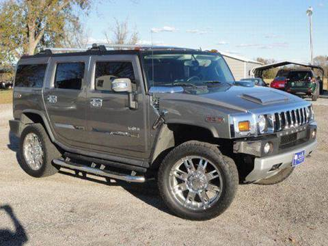 2008 HUMMER H2 for sale at Big A Auto Sales Lot 2 in Florence SC