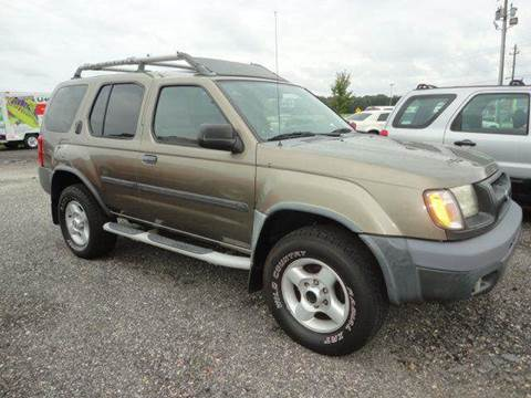 2001 Nissan Xterra for sale at Big A Auto Sales Lot 2 in Florence SC