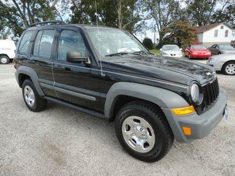 2005 Jeep Liberty for sale at Big A Auto Sales Lot 2 in Florence SC
