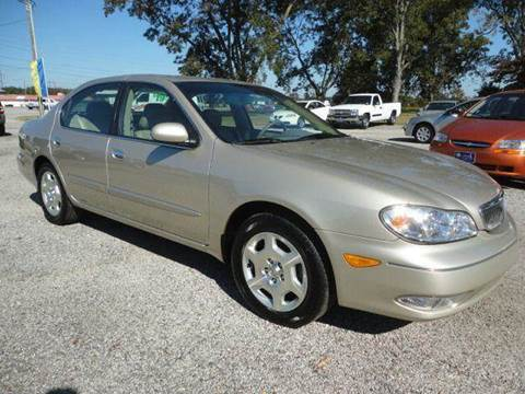 2000 Infiniti I30 for sale at Big A Auto Sales Lot 2 in Florence SC