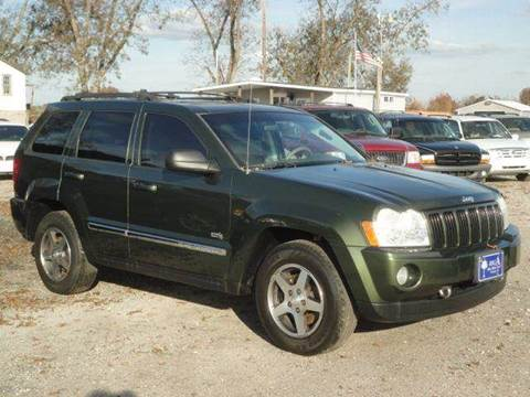 2006 Jeep Grand Cherokee for sale at Big A Auto Sales Lot 2 in Florence SC