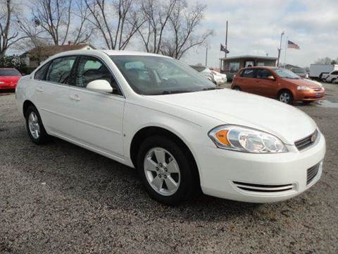 2008 Chevrolet Impala for sale at Big A Auto Sales Lot 2 in Florence SC