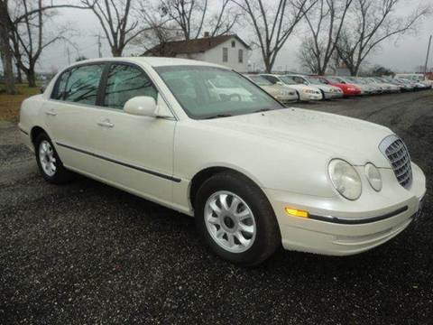 2005 Kia Amanti for sale at Big A Auto Sales Lot 2 in Florence SC