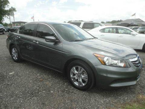 2012 Honda Accord for sale at Big A Auto Sales Lot 2 in Florence SC