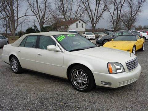 2003 Cadillac DeVille for sale at Big A Auto Sales Lot 2 in Florence SC