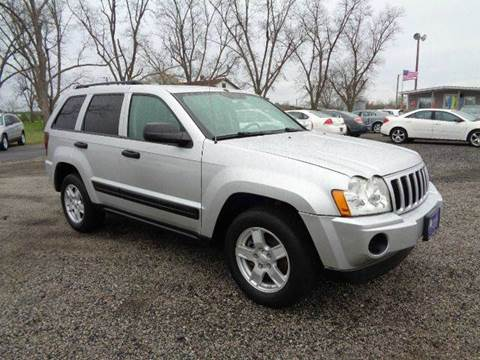 2005 Jeep Grand Cherokee for sale at Big A Auto Sales Lot 2 in Florence SC
