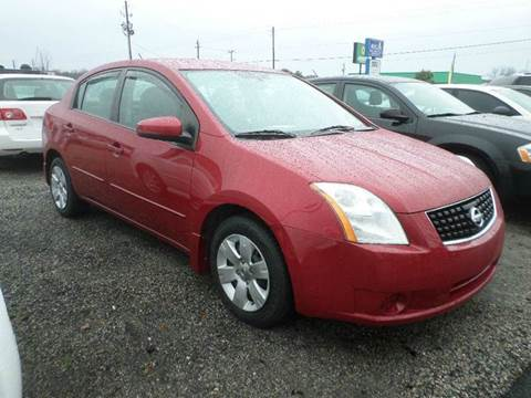 2009 Nissan Sentra for sale at Big A Auto Sales Lot 2 in Florence SC