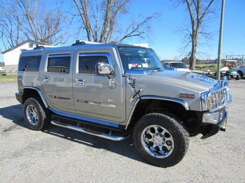 2005 HUMMER H2 for sale at Big A Auto Sales Lot 2 in Florence SC