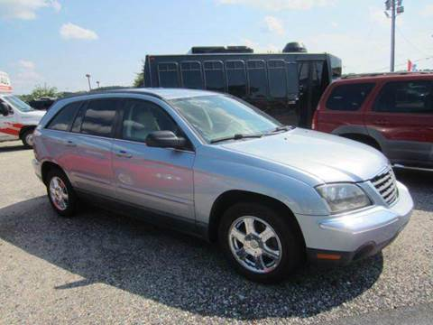 2004 Chrysler Pacifica for sale at Big A Auto Sales Lot 2 in Florence SC