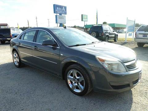 2008 Saturn Aura for sale at Big A Auto Sales Lot 2 in Florence SC