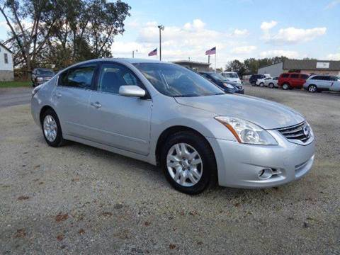2011 Nissan Altima for sale at Big A Auto Sales Lot 2 in Florence SC