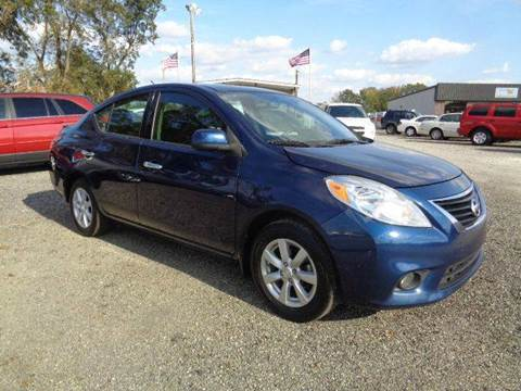 2014 Nissan Versa for sale at Big A Auto Sales Lot 2 in Florence SC