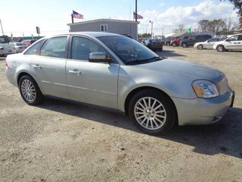 2006 Mercury Montego for sale at Big A Auto Sales Lot 2 in Florence SC