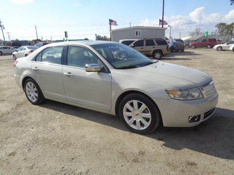 2007 Lincoln MKZ for sale at Big A Auto Sales Lot 2 in Florence SC