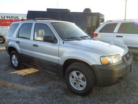 2005 Ford Escape for sale at Big A Auto Sales Lot 2 in Florence SC