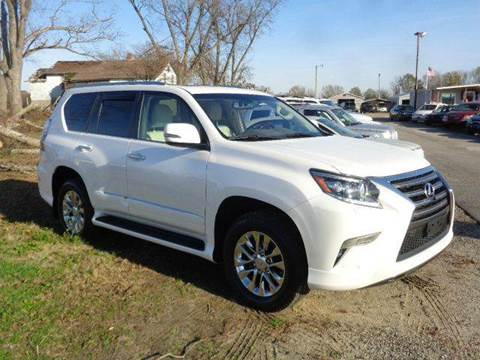 2014 Lexus GX 460 for sale at Big A Auto Sales Lot 2 in Florence SC