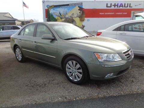 2009 Hyundai Sonata for sale at Big A Auto Sales Lot 2 in Florence SC