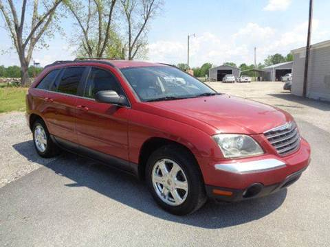 2005 Chrysler Pacifica for sale at Big A Auto Sales Lot 2 in Florence SC