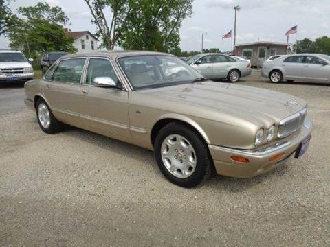 2003 Jaguar XJ-Series for sale at Big A Auto Sales Lot 2 in Florence SC