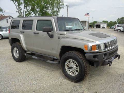 2006 HUMMER H3 for sale at Big A Auto Sales Lot 2 in Florence SC