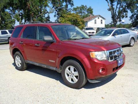 2008 Ford Escape for sale at Big A Auto Sales Lot 2 in Florence SC