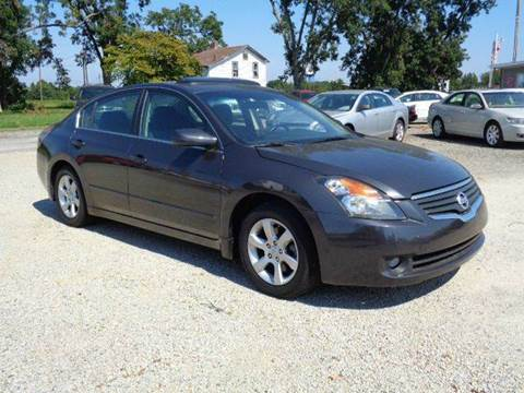 2008 Nissan Altima for sale at Big A Auto Sales Lot 2 in Florence SC