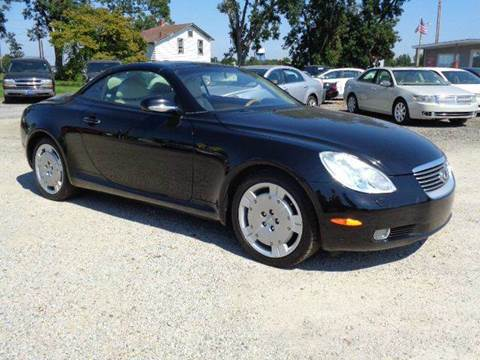 2002 Lexus SC 430 for sale at Big A Auto Sales Lot 2 in Florence SC