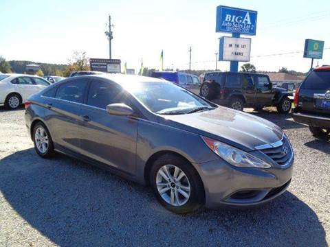 2011 Hyundai Sonata for sale at Big A Auto Sales Lot 2 in Florence SC