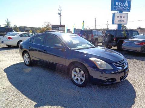2012 Nissan Altima for sale at Big A Auto Sales Lot 2 in Florence SC