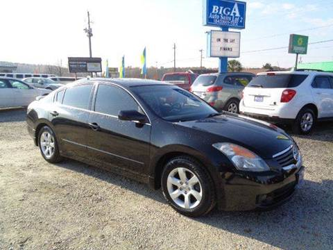 2009 Nissan Altima for sale at Big A Auto Sales Lot 2 in Florence SC