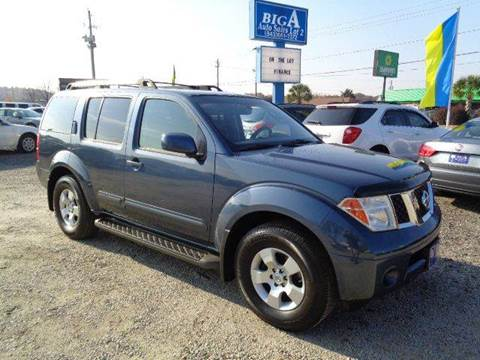 2006 Nissan Pathfinder for sale at Big A Auto Sales Lot 2 in Florence SC
